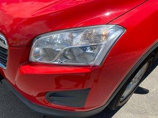 2015 Holden Trax TJ MY16 LS Blaze Red 6 Speed Automatic Wagon