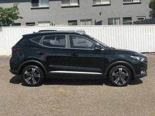 2018 MG ZS AZS1 Essence 2WD Black 6 Speed Automatic Wagon.