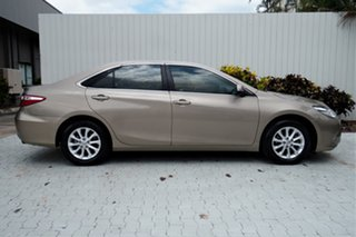 2016 Toyota Camry ASV50R Altise Bronze 6 Speed Sports Automatic Sedan.