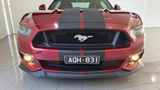 2017 Ford Mustang FM 2017MY GT Fastback SelectShift Ruby Red 6 Speed Sports Automatic Fastback.
