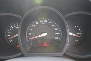 2012 Kia Rio UB MY12 S Silver 6 Speed Manual Hatchback