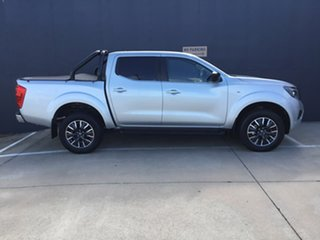 2020 Nissan Navara D23 S4 MY20 ST Silver 7 Speed Sports Automatic Utility.
