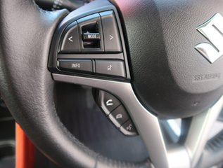 2016 Suzuki Ignis MF GL White 1 Speed Constant Variable Hatchback