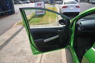 2012 Mazda 2 DE MY12 Neo Green 4 Speed Automatic Hatchback