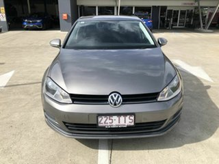 2013 Volkswagen Golf VII MY14 90TSI Grey 6 Speed Manual Hatchback