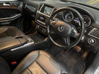 2014 Mercedes-Benz GL-Class X166 GL500 7G-Tronic + Grey 7 Speed Sports Automatic Wagon