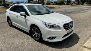 2016 Subaru Liberty B6 MY16 3.6R CVT AWD White 6 Speed Constant Variable Sedan.