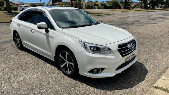 Used Subaru Liberty B6 MY16 3.6R CVT AWD Port Macquarie, 2016 Subaru Liberty B6 MY16 3.6R CVT AWD White 6 Speed Constant Variable Sedan