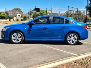 2013 Holden Cruze JH Series II MY13 SRi Blue 6 Speed Sports Automatic Sedan