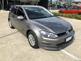 2013 Volkswagen Golf VII MY14 90TSI Grey 6 Speed Manual Hatchback.