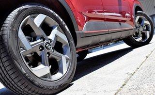 2020 Hyundai Venue QX.2 MY20 Elite Fiery Red 6 Speed Automatic Wagon.