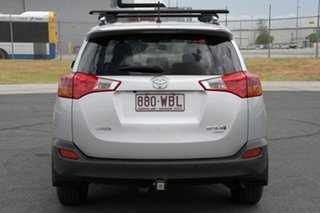 2015 Toyota RAV4 ASA44R MY14 Upgrade GXL (4x4) Silver 6 Speed Automatic Wagon