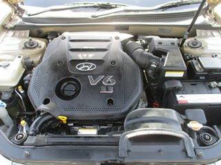 2007 Hyundai Sonata NF Gold 5 Speed Automatic Sedan
