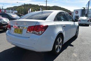 2016 Holden Cruze JH Series II MY16 Equipe Heron White 6 Speed Sports Automatic Sedan