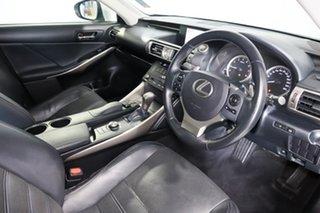 2014 Lexus IS GSE30R IS250 Luxury Silver 6 Speed Sports Automatic Sedan