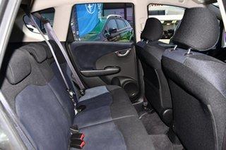 2013 Honda Jazz GE MY13 VTi Grey 5 Speed Automatic Hatchback