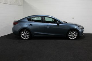 2014 Mazda 3 BM5238 SP25 SKYACTIV-Drive GT Blue 6 Speed Sports Automatic Sedan.