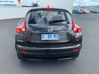 2013 Nissan Juke F15 MY14 ST 2WD Brown 1 Speed Constant Variable Hatchback