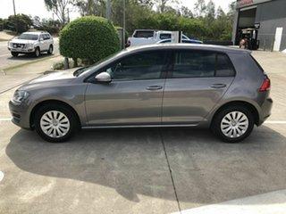 2013 Volkswagen Golf VII MY14 90TSI Grey 6 Speed Manual Hatchback
