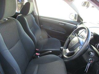 2015 Suzuki Swift FZ MY15 GL Silver 5 Speed Manual Hatchback