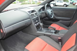 2007 Holden Commodore VE MY08 SV6 Red 5 Speed Automatic Sedan