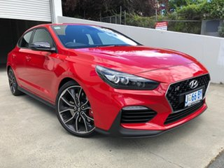 2019 Hyundai i30 PDe.3 MY20 N Fastback Performance Engine Red 6 Speed Manual Coupe.
