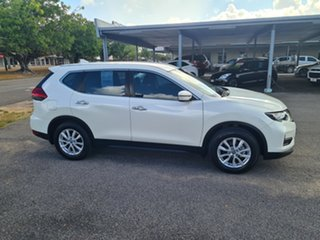 2018 Nissan X-Trail T32 Series 2 ST Ivory Pearl 7 Speed Automatic Wagon