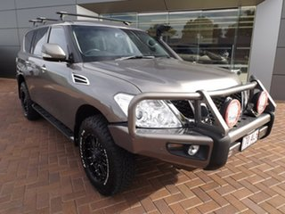 2012 Nissan Patrol Y62 ST-L Grey 7 Speed Sports Automatic Wagon