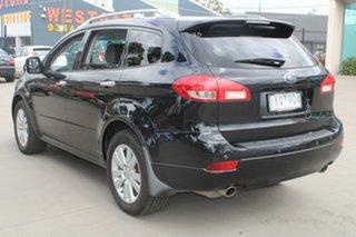 2011 Subaru Tribeca MY11 3.6R Premium (7 Seat) Black 5 Speed Auto Elec Sportshift Wagon