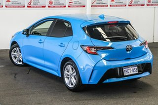 2019 Toyota Corolla Mzea12R SX Eclectic Blue 10 Speed Constant Variable Hatchback