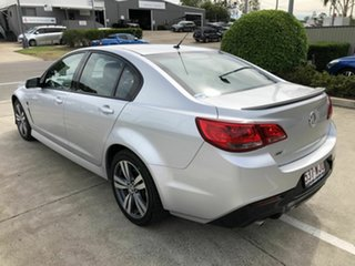 2015 Holden Commodore VF II MY16 SV6 Silver 6 Speed Sports Automatic Sedan