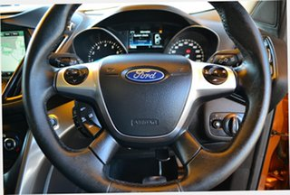 2016 Ford Kuga TF MY16.5 Trend AWD Gold 6 Speed Sports Automatic Wagon