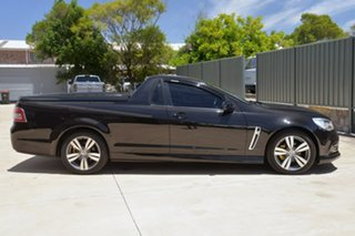 2014 Holden Ute VF MY14 SV6 Ute Black 6 Speed Sports Automatic Utility.