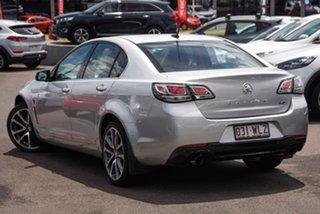 2016 Holden Calais VF II MY16 V Silver 6 Speed Sports Automatic Sedan.