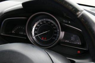2015 Mazda 2 DL2SA6 Maxx SKYACTIV-MT Red 6 Speed Manual Sedan