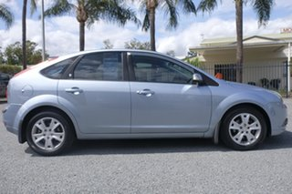 2007 Ford Focus LT Ghia Blue 4 Speed Sports Automatic Hatchback