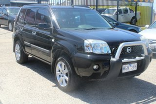 2007 Nissan X-Trail T30 MY06 ST-S X-Treme (4x4) Black 4 Speed Automatic Wagon.