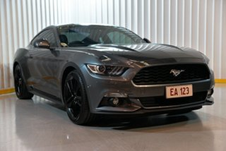 2016 Ford Mustang FM Fastback Grey 6 Speed Manual Fastback