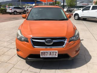 2013 Subaru XV G4X MY13 2.0i-S Lineartronic AWD Orange 6 Speed Constant Variable Wagon.