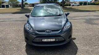 2012 Ford Fiesta WT CL Grey 5 Speed Manual Hatchback.