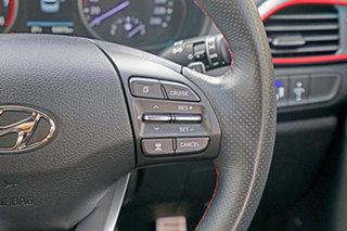2018 Hyundai i30 PD MY18 SR D-CT Premium White 7 Speed Sports Automatic Dual Clutch Hatchback