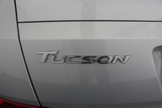 2017 Hyundai Tucson TL2 MY18 Active AWD Platinum Silver 6 Speed Sports Automatic Wagon