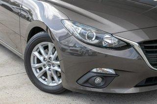 2016 Mazda 3 BM5276 Maxx SKYACTIV-MT Brown 6 Speed Manual Sedan.