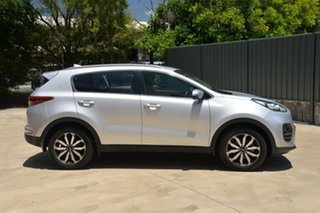 2018 Kia Sportage QL MY19 Si 2WD Premium Silver 6 Speed Sports Automatic Wagon.