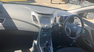2013 Hyundai Elantra MD3 Elite Satin Amber 6 Speed Sports Automatic Sedan