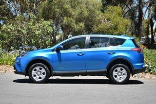 2017 Toyota RAV4 ALA49R GX AWD Blue 6 Speed Sports Automatic Wagon