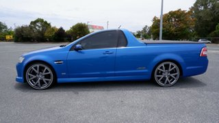 2008 Holden Ute VE SS V Blue 6 Speed Sports Automatic Utility