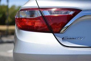 2017 Toyota Camry AVV50R Altise Silver 1 Speed Constant Variable Sedan Hybrid