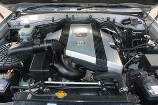 2004 Toyota Landcruiser UZJ100R Kakadu (4x4) Bronze & Silver 5 Speed Automatic Wagon