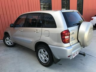 2005 Toyota RAV4 ACA23R CV Gold 5 Speed Manual Wagon.